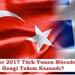 Survivor 2017 Türk-Yunan Mücadelesini Hangi Takım Kazandı?