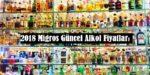 Migros Güncel Rakı Fiyatları 2018-2019